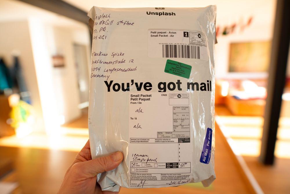 Følg din pakke overalt