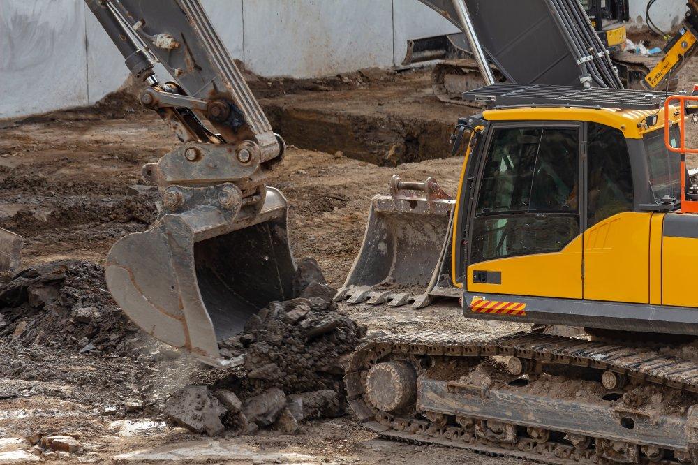 Utleie av maskiner til ditt byggeprosjekt